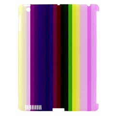 Abstract Background Pattern Textile 2 Apple Ipad 3/4 Hardshell Case (compatible With Smart Cover)