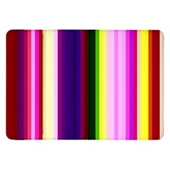 Abstract Background Pattern Textile 2 Samsung Galaxy Tab 8 9  P7300 Flip Case