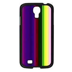 Abstract Background Pattern Textile 2 Samsung Galaxy S4 I9500/ I9505 Case (black)