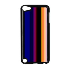 Abstract Background Pattern Textile 3 Apple Ipod Touch 5 Case (black)