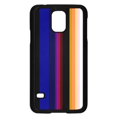 Abstract Background Pattern Textile 3 Samsung Galaxy S5 Case (black)