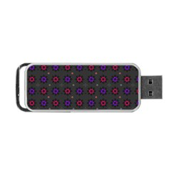 Funds Texture Pattern Color Portable Usb Flash (two Sides)