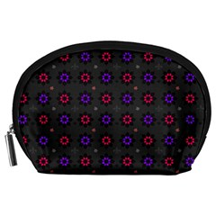 Funds Texture Pattern Color Accessory Pouches (large)