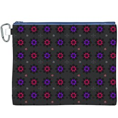 Funds Texture Pattern Color Canvas Cosmetic Bag (xxxl)