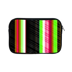 Abstract Background Pattern Textile Apple Ipad Mini Zipper Cases