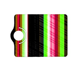Abstract Background Pattern Textile Kindle Fire Hd (2013) Flip 360 Case