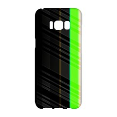 Abstract Background Pattern Textile Samsung Galaxy S8 Hardshell Case