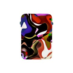 Abstract Background Design Art Apple Ipad Mini Protective Soft Cases