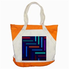 Lines Line Background Abstract Accent Tote Bag