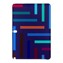 Lines Line Background Abstract Samsung Galaxy Tab Pro 10 1 Hardshell Case
