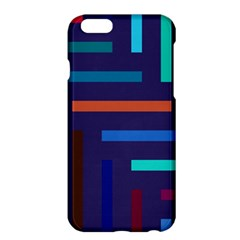 Lines Line Background Abstract Apple Iphone 6 Plus/6s Plus Hardshell Case
