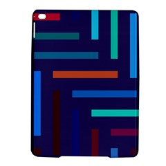 Lines Line Background Abstract Ipad Air 2 Hardshell Cases