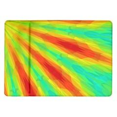 Graphic Kaleidoscope Geometric Samsung Galaxy Tab 10 1  P7500 Flip Case