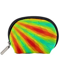 Graphic Kaleidoscope Geometric Accessory Pouches (small)