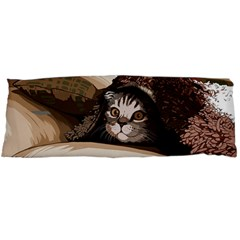 Cat Kitten Cute Pet Blanket Sweet Body Pillow Case (dakimakura)