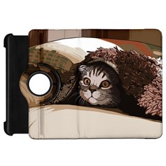 Cat Kitten Cute Pet Blanket Sweet Kindle Fire Hd 7