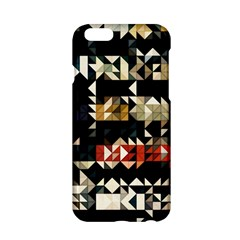 Art Design Color Banner Wallpaper Apple Iphone 6/6s Hardshell Case