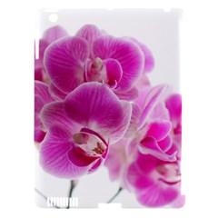 Orchid Phaleonopsis Art Plant Apple Ipad 3/4 Hardshell Case (compatible With Smart Cover)
