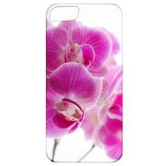 Orchid Phaleonopsis Art Plant Apple Iphone 5 Classic Hardshell Case