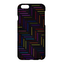 Lines Line Background Apple Iphone 6 Plus/6s Plus Hardshell Case