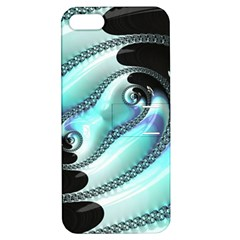 Background Pattern Jewellery Apple Iphone 5 Hardshell Case With Stand