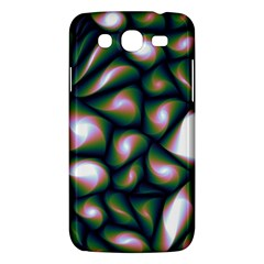 Fuzzy Abstract Art Urban Fragments Samsung Galaxy Mega 5 8 I9152 Hardshell Case