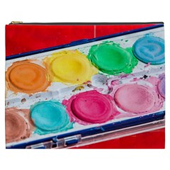 Palette Brush Paint Box Color Cosmetic Bag (xxxl)