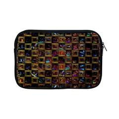 Kaleidoscope Pattern Abstract Art Apple Ipad Mini Zipper Cases