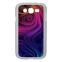Abstract Pattern Art Wallpaper Samsung Galaxy Grand Duos I9082 Case (white)