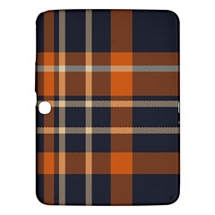 Abstract Background Pattern Textile 6 Samsung Galaxy Tab 3 (10 1 ) P5200 Hardshell Case