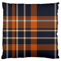Abstract Background Pattern Textile 6 Standard Flano Cushion Case (one Side)