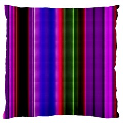 Abstract Background Pattern Textile 4 Standard Flano Cushion Case (one Side)