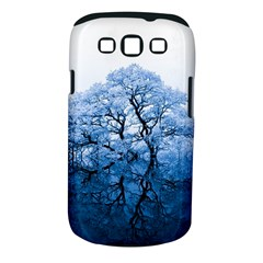 Nature Inspiration Trees Blue Samsung Galaxy S Iii Classic Hardshell Case (pc+silicone)