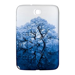 Nature Inspiration Trees Blue Samsung Galaxy Note 8 0 N5100 Hardshell Case