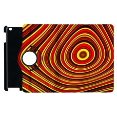 Fractal Art Mathematics Generated Apple Ipad 2 Flip 360 Case