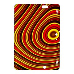 Fractal Art Mathematics Generated Kindle Fire Hdx 8 9  Hardshell Case