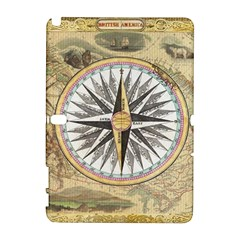 Map Vintage Nautical Collage Galaxy Note 1
