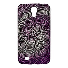 Graphic Abstract Lines Wave Art Samsung Galaxy Mega 6 3  I9200 Hardshell Case