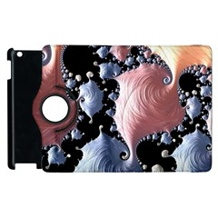 Fractal Art Design Fantasy Science Apple Ipad 3/4 Flip 360 Case