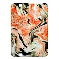 Marble Texture White Pattern Kindle Fire Hd 8 9
