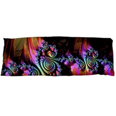 Fractal Colorful Background Body Pillow Case Dakimakura (two Sides)