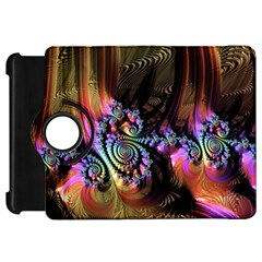 Fractal Colorful Background Kindle Fire Hd 7