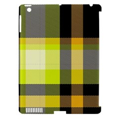 Tartan Abstract Background Pattern Textile 5 Apple Ipad 3/4 Hardshell Case (compatible With Smart Cover)