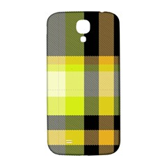 Tartan Abstract Background Pattern Textile 5 Samsung Galaxy S4 I9500/i9505  Hardshell Back Case