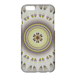 Mandala Fractal Decorative Apple Iphone 6 Plus/6s Plus Hardshell Case