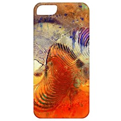 Dirty Dirt Image Spiral Wave Apple Iphone 5 Classic Hardshell Case