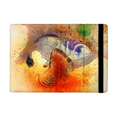 Dirty Dirt Image Spiral Wave Apple Ipad Mini Flip Case