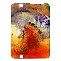 Dirty Dirt Image Spiral Wave Kindle Fire Hd 8 9
