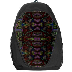 Pattern Abstract Art Decoration Backpack Bag