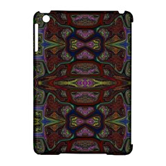 Pattern Abstract Art Decoration Apple Ipad Mini Hardshell Case (compatible With Smart Cover)